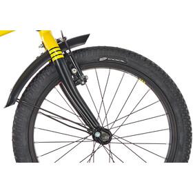 s'cool XXlite 18 alloy Bambino, yellow/black matt